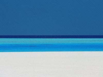 Beach and Sea, Maldives, Indian Ocean