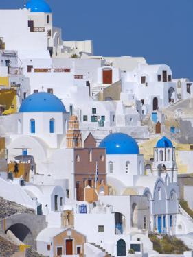 Oia, Santorini, Cyclades, Greek Islands, Greece, Europe by Sakis Papadopoulos