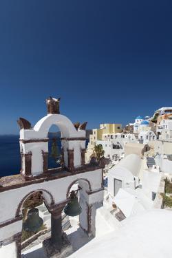 Santorini, Cyclades, Greek Islands, Greece, Europe by Sakis Papadopoulos