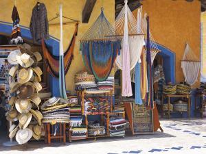 Souvenir Shop, Playa Del Carmen, Mexico, North America by Sakis Papadopoulos