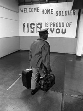 Welcome Home Soldier by Sal Veder