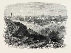 Salem, Massachusetts, USA, 1870s