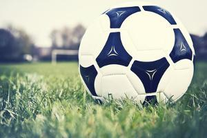 Football by Sally Anscombe