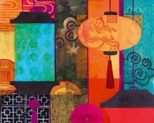 Orient I by Sally Bennett Baxley