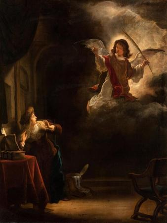 The Annunciation, 1655