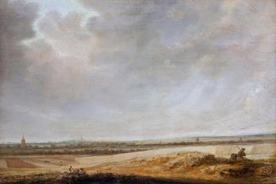 Landscape with Cornfields, 1638