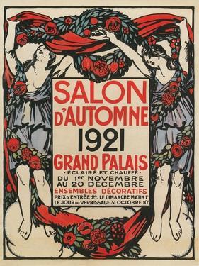 Salon d'Automne poster