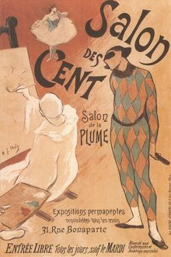 Salon de Cent Poster