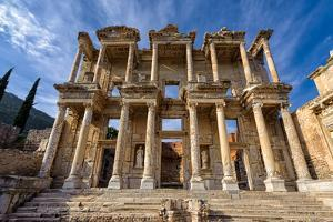 Library of Celsus by salparadis