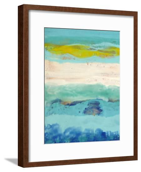 Salt Air I-Alicia Ludwig-Framed Premium Giclee Print