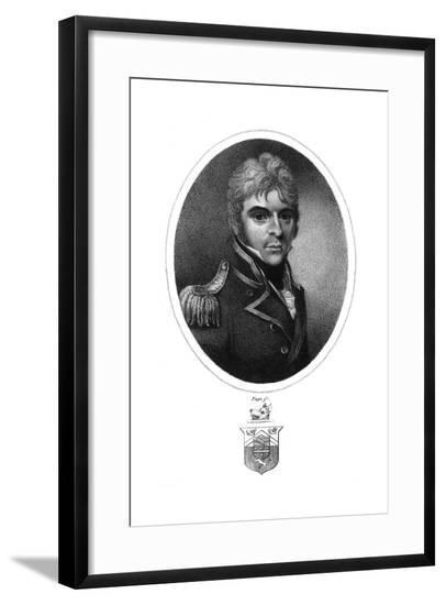Salusbury Pryce Humphrey--Framed Giclee Print