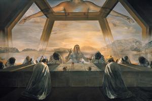 Dali: Last Supper, 1955 by Salvador Dal?