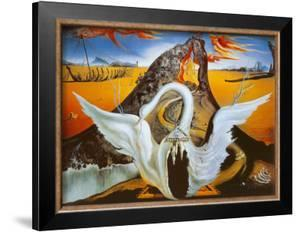 Bacchanale by Salvador Dalí