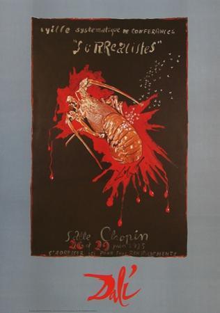 Cancer by Salvador Dalí