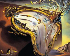 Dali - Montre Molle by Salvador Dalí