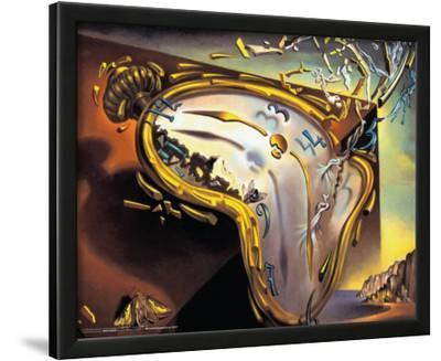 Dali - Montre Molle by Salvador Dalí