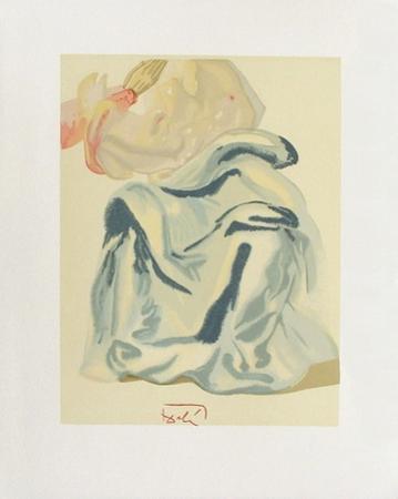 Divine Comedie, Paradis 30: A l'Empyree by Salvador Dalí