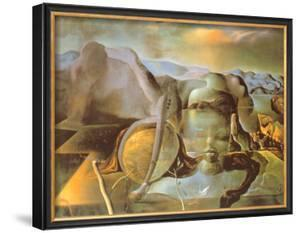 Enigma Without End by Salvador Dalí