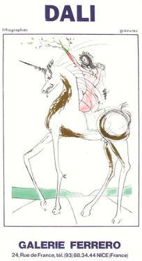 Expo Galerie Ferrero 2 by Salvador Dalí