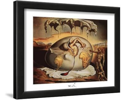 Geopoliticus Child by Salvador Dalí
