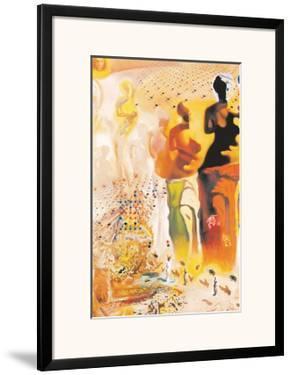 Le Torero Hallucinogene by Salvador Dalí