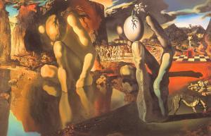 Metamorphosis of Narcissus, 1937 by Salvador Dalí