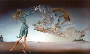 Mirage by Salvador Dalí