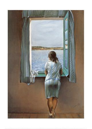 Person at the Window