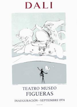 Teatro Museo Figueras 10 by Salvador Dalí