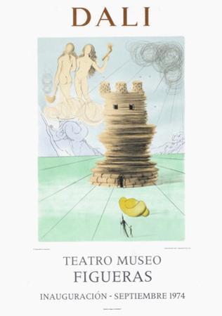 Teatro Museo Figueras 5 by Salvador Dalí
