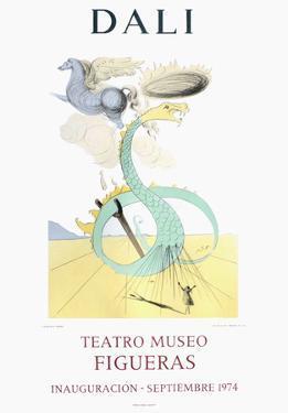 Teatro Museo Figueras 8 by Salvador Dalí