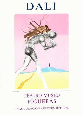 Teatro Museo Figueras 9 by Salvador Dalí