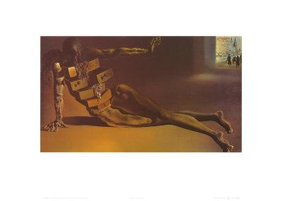 The Anthropomorphic Cabinet Dali Posters At Allposters Com