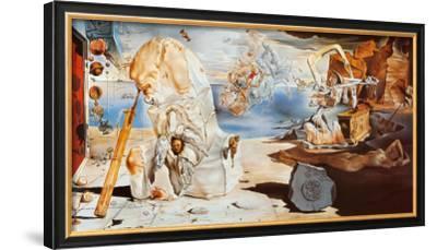 The Apotheosis of Homer by Salvador Dalí