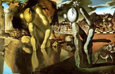 The Metamorphosis of Narcissus, c.1937 by Salvador Dalí