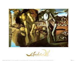 The Metamorphosis of Narcissus, c.1937 by Salvador Dalí