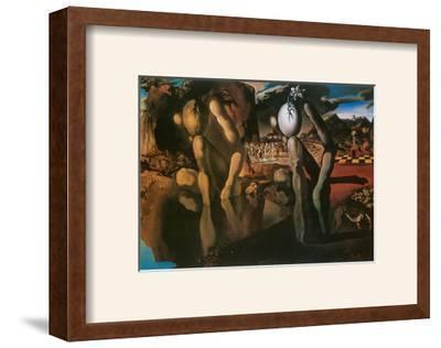 The Metamorphosis of Narcissus, c.1937