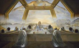 Affordable The Last Supper Dali Posters For Sale At