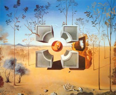 Untitled, c.1948 by Salvador Dalí