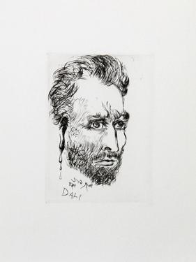 Van Gogh by Salvador Dalí