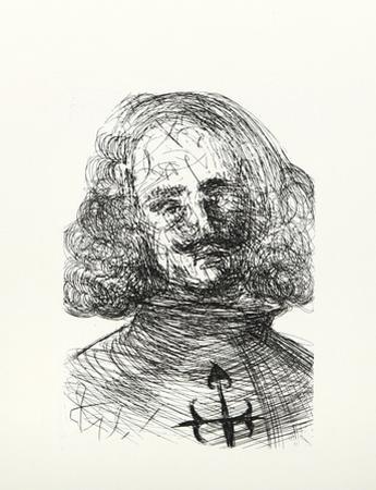 Velazquez by Salvador Dalí