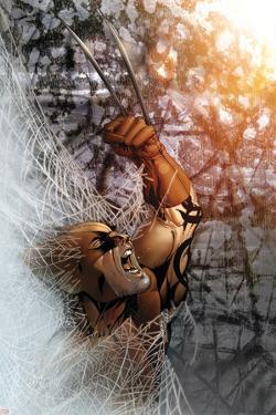 Dark Wolverine No.83 Cover: Wolverine by Salvador Larroca
