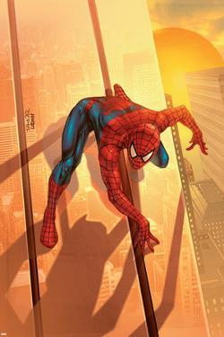 Spider-Man Unlimited No.12 Cover: Spider-Man by Salvador Larroca