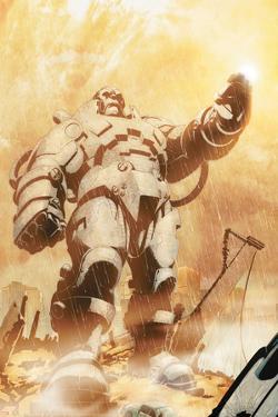 Ultimate X-Men #88 Featuring Apocalypse by Salvador Larroca