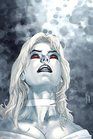 X-Men No.167 Cover: Emma Frost