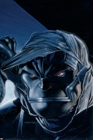 X-Men No.182 Cover: Apocalypse