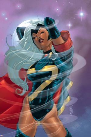 X-Treme X-Men No.39 Cover: Storm