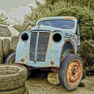 Rusty Old Truck by Salvatore Elia