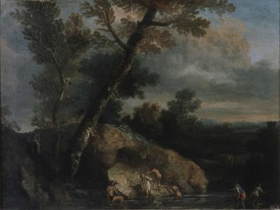 Sea Landscape with Robbers