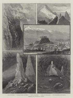 Salzburg and its Mountain Scenery